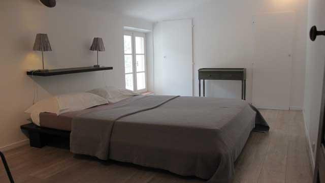 2nd Chambre parentale avec lit 160cm...
